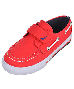 "Nautica Boys' ""Little River 3"" Boat Shoes (Toddler Sizes 5 – 12) - CookiesKids.com"