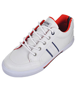 "Nautica Boys' ""Hull"" Low-Top Sneakers (Youth Sizes 13 – 6) - CookiesKids.com"
