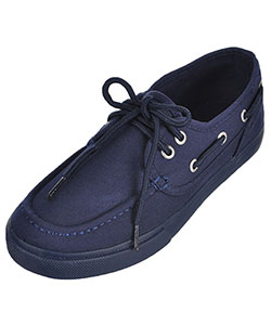 "Nautica Boys' ""Spinnaker"" Boat Shoes (Youth Sizes 13 – 6) - CookiesKids.com"