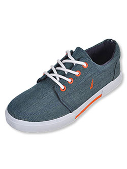 "Nautica Boys' ""Berrian"" Low-Top Sneakers (Youth Sizes 13 – 5) - CookiesKids.com"