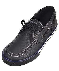 "Nautica Boys' ""Spinnaker"" Boat Shoes (Youth Sizes 13 – 5) - CookiesKids.com"