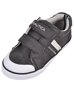 "Nautica Boys' ""Hull"" Low-Top Sneakers (Toddler Sizes 5 – 12) - CookiesKids.com"