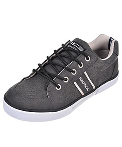 Nautica Boys' Hull Low-Top Sneakers (Youth Sizes 13 – 5) - CookiesKids.com