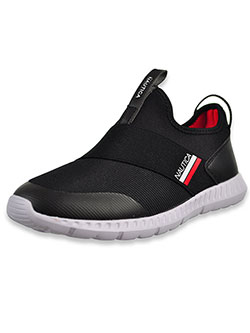 Boys' Steeper Sneakers by Nautica in Black, Shoes