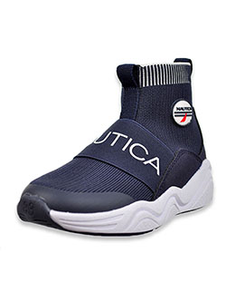 Boys' Silas Sneakers by Nautica in Navy, Shoes