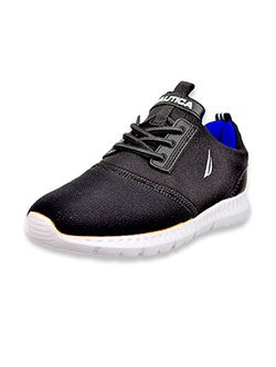 Boys' Pacifity Sneakers by Nautica in Black, Shoes