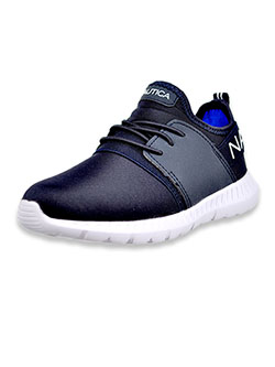 Boys' Running Sneakers by Nautica in Navy, Shoes