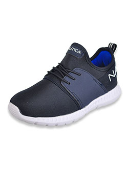 Boys' Neo Structural Running Sneakers by Nautica in Navy