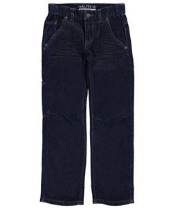 "Nautica Little Boys' ""McGuinness"" Straight Fit Jeans (Sizes 4 – 7) - CookiesKids.com"