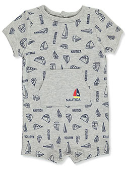 Baby Boys' Sailing Romper by Nautica in Multi