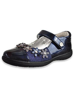 Girls' Amberann Mary Jane Shoes by Nina in Navy