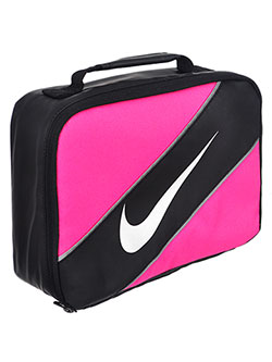 Insulated Lunchbox by Nike in Hyper pink