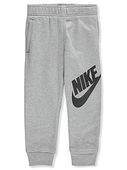 Boys' Joggers by Nike in Gray