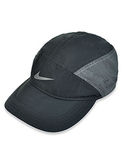 Girls' Featherlight Dri-Fit Baseball Cap by Nike in Anthracite