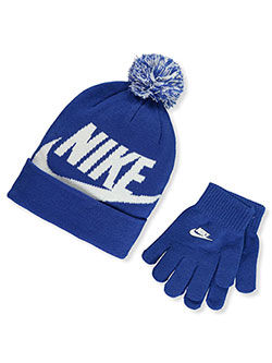 Boys' Hat & Gloves Set by Nike in Game royal - $32.00