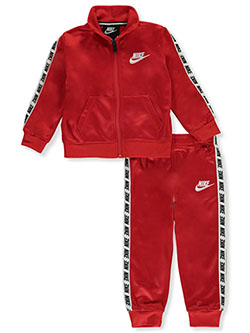 Baby Boys' Track Suit by Nike in University red