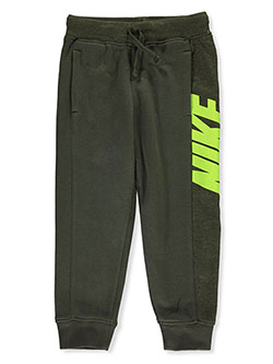 Boys' Joggers by Nike in Blue