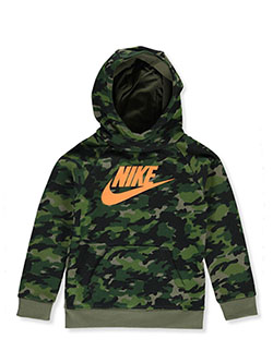 Boys' Hoodie by Nike in Black - Hoodies