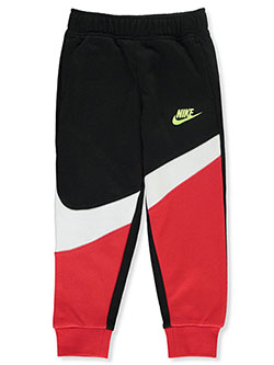 Boys' Joggers by Nike in University red, Boys Fashion