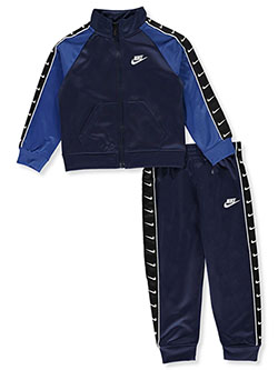 Baby Boys' 2-Piece Tracksuit Outfit by Nike in Navy