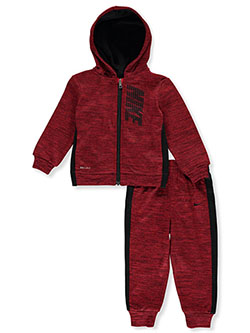 Baby Boys' 2-Piece Dri-Fit Sweatsuit Outfit by Nike in Multi - Active Sets