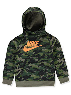 Boys' Hoodie by Nike in Blue, Boys Fashion