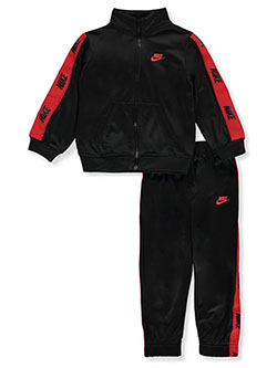 Baby Boys' 2-Piece Tracksuit Outfit by Nike in Black - Active Sets