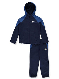 Boys' 2-Piece Sweatsuit Outfit by Nike in Multi