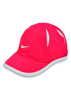 Girls' Dri-Fit Baseball Cap by Nike in Pink