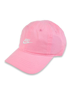 Baby Girls' Baseball Cap by Nike in Pink - Cold Weather Accessories