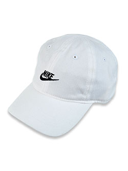 Baby Boys' Baseball Cap by Nike in White - Cold Weather Accessories