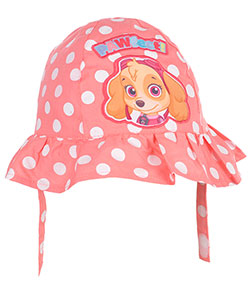 "Paw Patrol ""Polka Paws"" Bucket Hat (Toddler One Size) - CookiesKids.com"