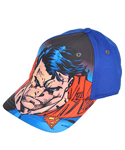 "Superman ""Battle Ready"" Baseball Cap (Little Boys' One Size) - CookiesKids.com"