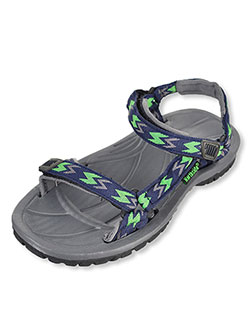 Northside Girls' Sport Sandals (Youth Sizes 1 – 7) - CookiesKids.com