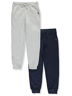Boys' 2-Pack Joggers in Navy