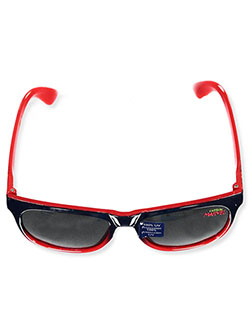 Sunglasses by Captain Marvel in Navy/red
