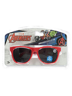 Marvel Avengers Sunglasses by Avengers in Red