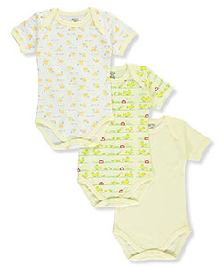 "Big Oshi Unisex Baby ""My First Wish"" 3-Pack Bodysuits - CookiesKids.com"