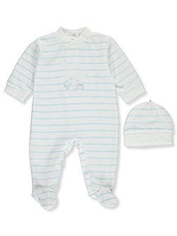 Baby Boys' 2-Piece Layette Set by Big Oshi in Multi