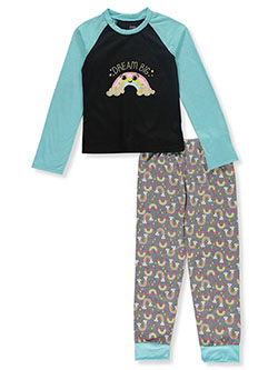 Girls' Dream Big 2-Piece Pajamas by Candie's Girl in Multi