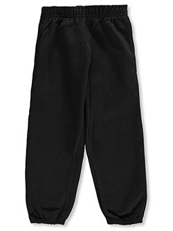 Boys' Sweatpants by Premium Authentic Schoolwear in black, burgundy, gray, green and navy