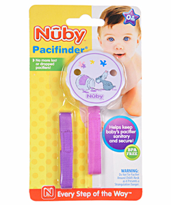 Nuby Pacifinder Clip – Mouse - CookiesKids.com