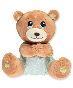 Plush Prayer Pal by Nuby in Brown - $11.99