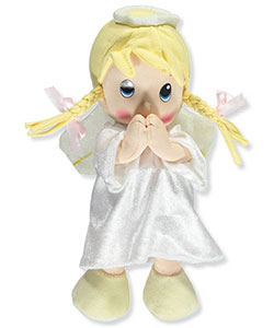Plush Prayer Pal by Nuby in Yellow - $18.00