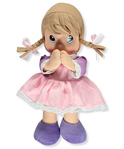 Plush Prayer Pal by Nuby in Pink - $11.99