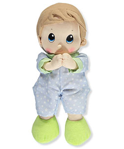 Plush Prayer Pal by Nuby in Blue, Infants