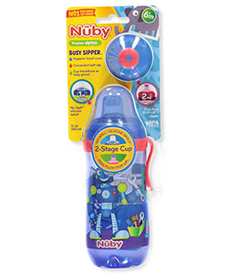 Busy Sipper Cup by Nuby in Blue