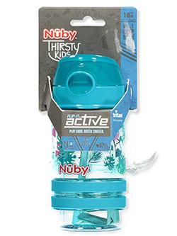 Flip-It Active Sipper Cup by Nuby in Blue