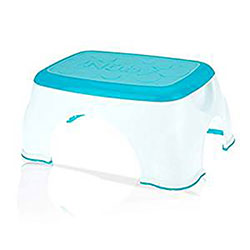 Step-Up Stool by Nuby in Aqua, Infants