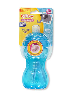 Active Sipeez Twist 'n Sip Sipper Cup by Nuby in aqua, blue, red and more - $7.00